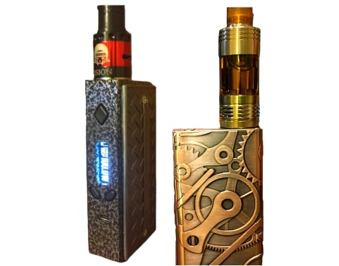 Features of Madvapes Blacksmith Mod DNA200